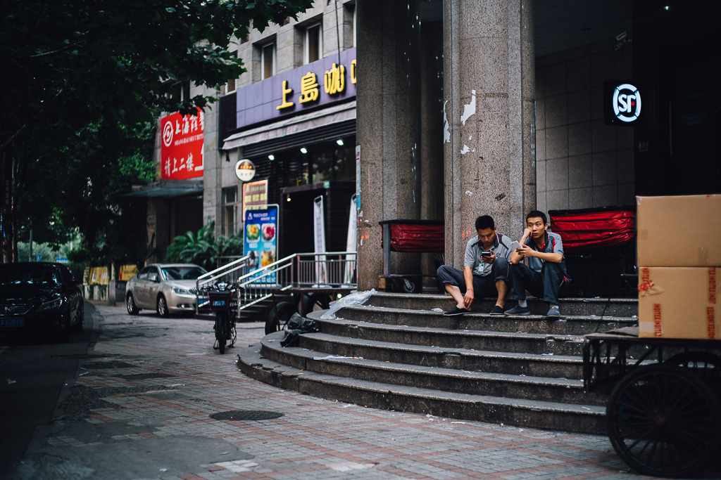 Break Time by Gino Zhang, on Flickr, on 500px