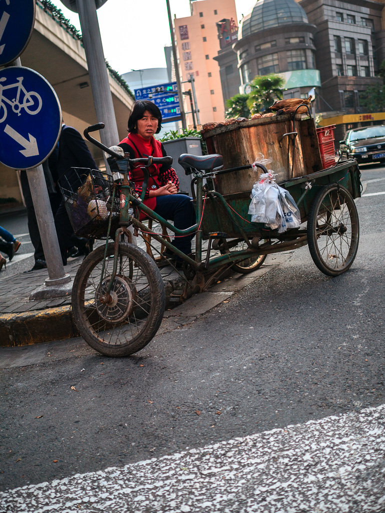 Corn Cart by Gino Zhang, on Flickr