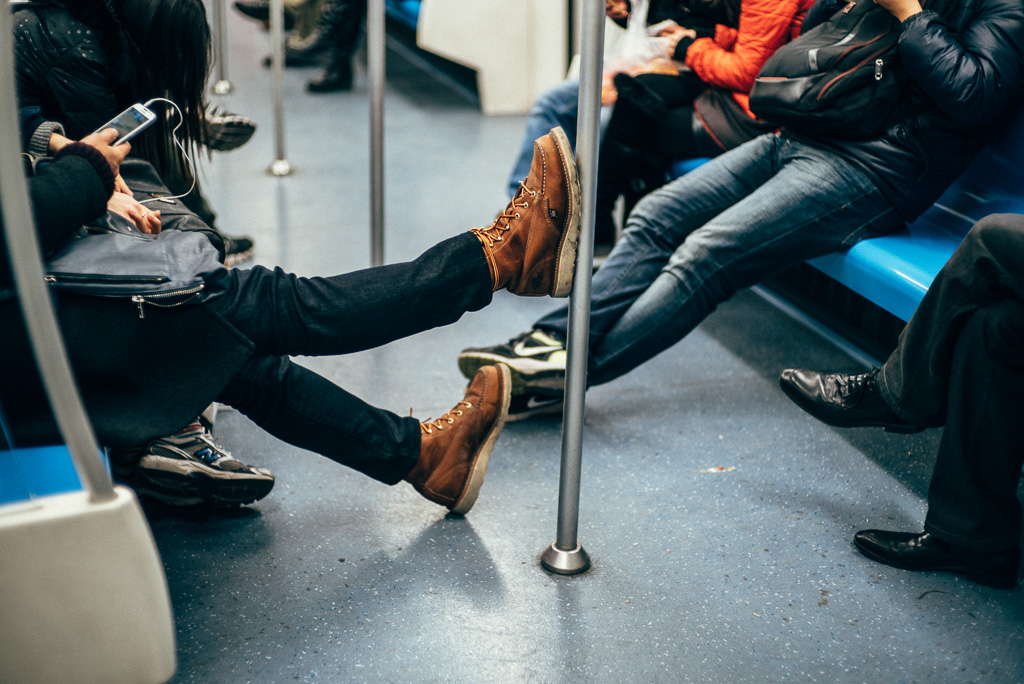 How Long This Leg Is by Gino Zhang, on Flickr