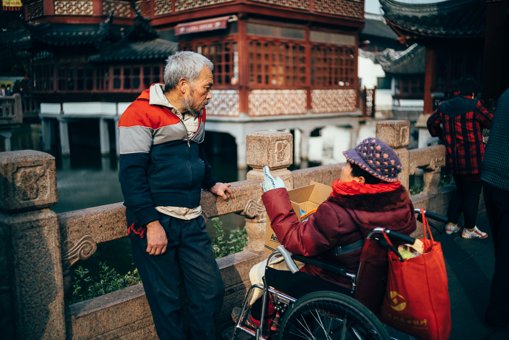 Tourists by Gino Zhang, on Flickr