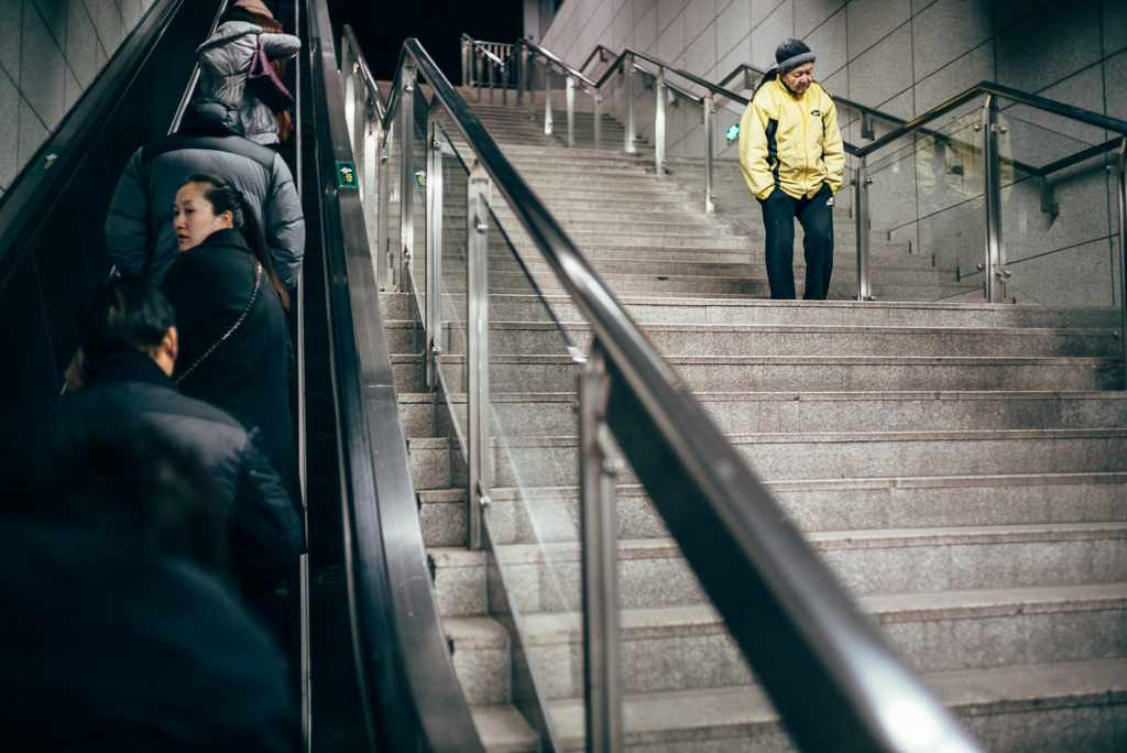 Going up, Going down by Gino Zhang, on Flickr