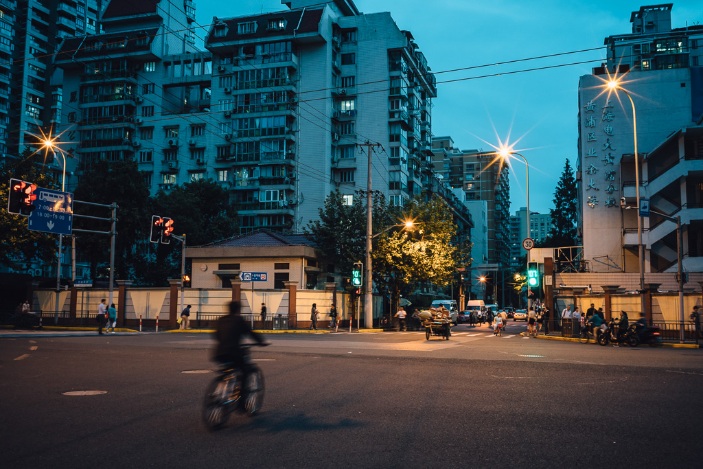 """Night Street"" by Gino Zhang, on Flickr, on 500px"