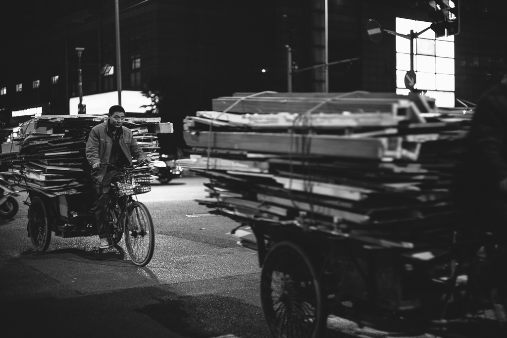 """Tricycle Team"" by Gino Zhang, on Flickr, on 500px"