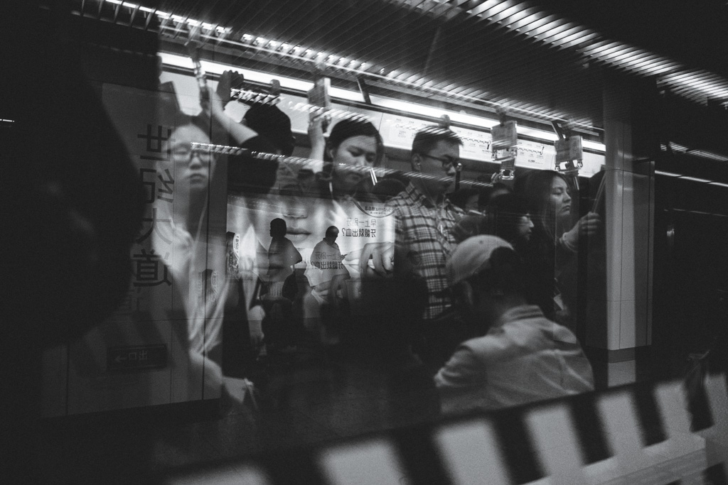 """Everything in Metro"" by Gino Zhang, on Flickr, on 500px"