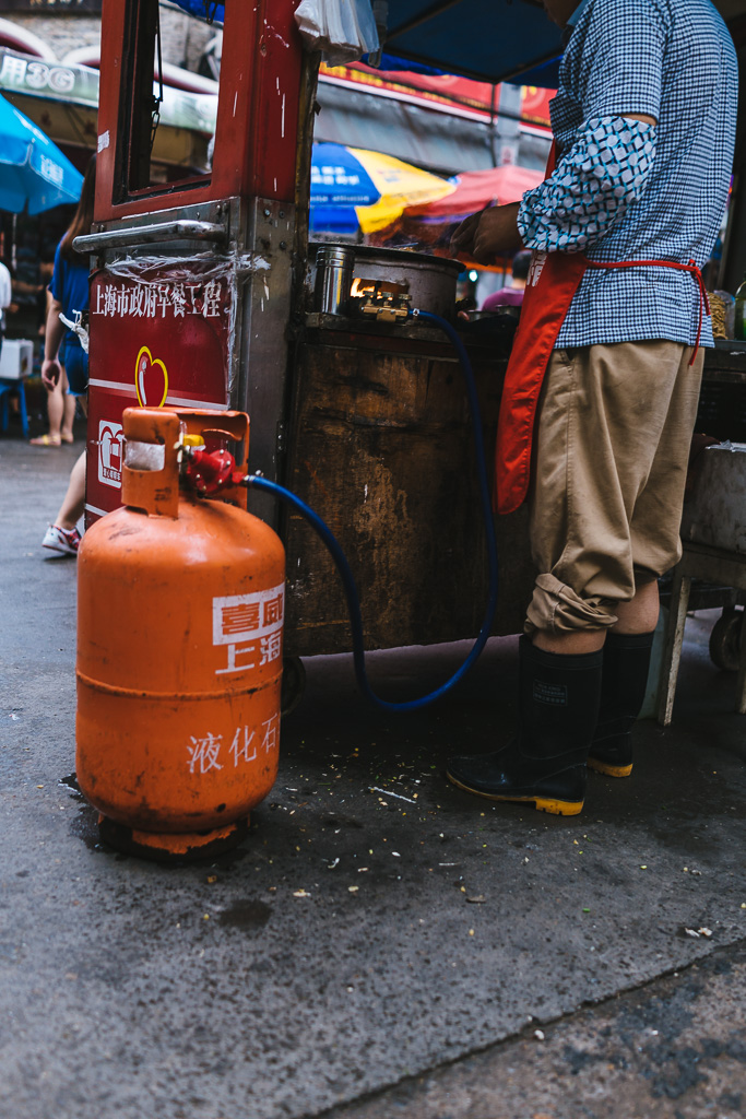 """LPG Cylinders on Walkway"" by Gino Zhang, on Flickr, on 500px"