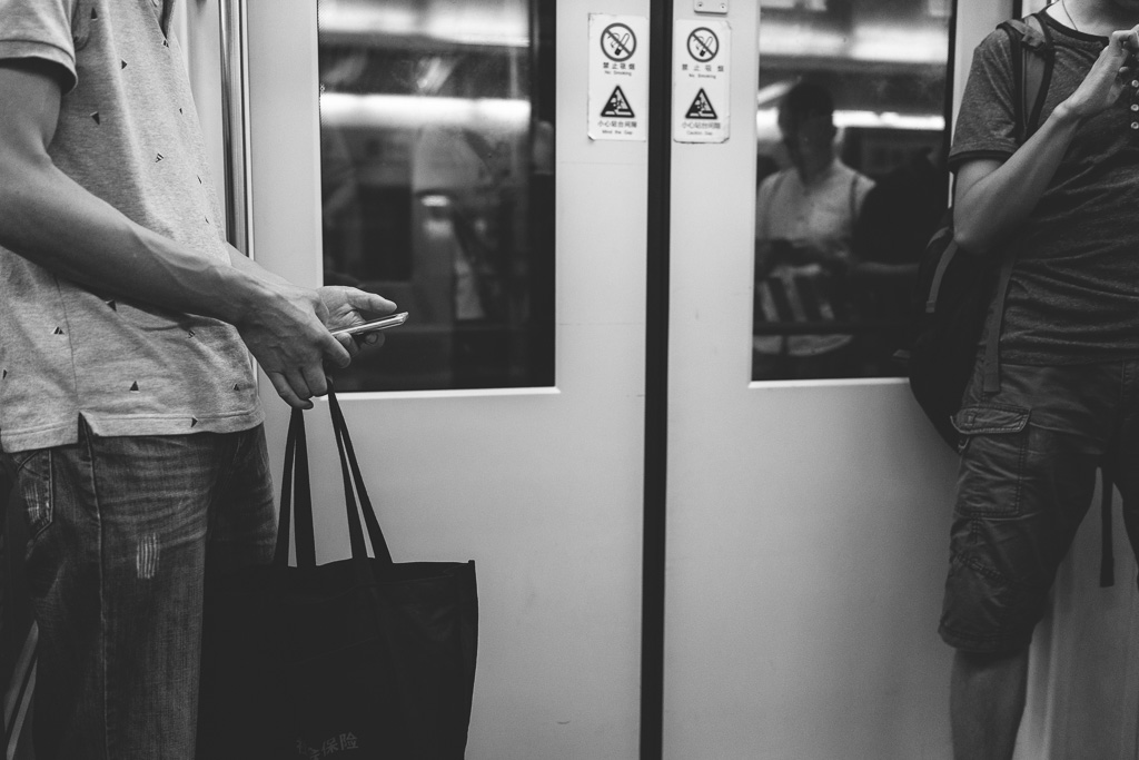 """Days in Metro"" by Gino Zhang, on Flickr, on 500px"